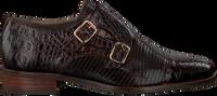 PERTINI Chaussures à enfiler 192W15216C11 en marron  - medium