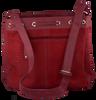 MEREL BY FREDERIEK Sac bandoulière HAVANA en rouge - small
