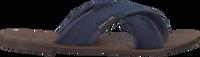 Blauwe REPLAY Slippers BALTIC  - medium