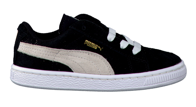 PUMA Baskets 355116 en noir - large