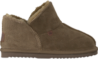 Groene WARMBAT Pantoffels WILLOW WOMEN SUEDE - medium