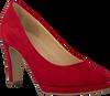 GABOR Escarpins 270 en rouge  - small
