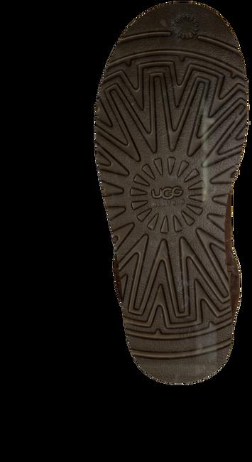 UGG Bottes fourrure CLASSIC MINI en cognac - large