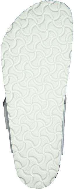 BIRKENSTOCK PAPILLIO Tongs RAMSES en blanc - large