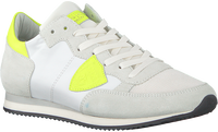 Witte PHILIPPE MODEL Sneakers TROPEZ NEON  - medium