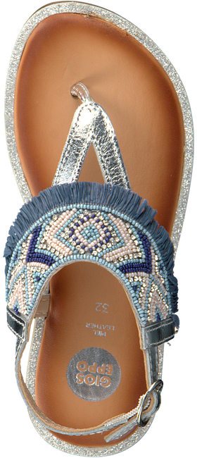 GIOSEPPO Sandales BERMUDAS en bleu  - large