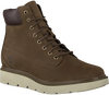 TIMBERLAND Bottines à lacets KENNISTON 6IN LACE UP en vert - small