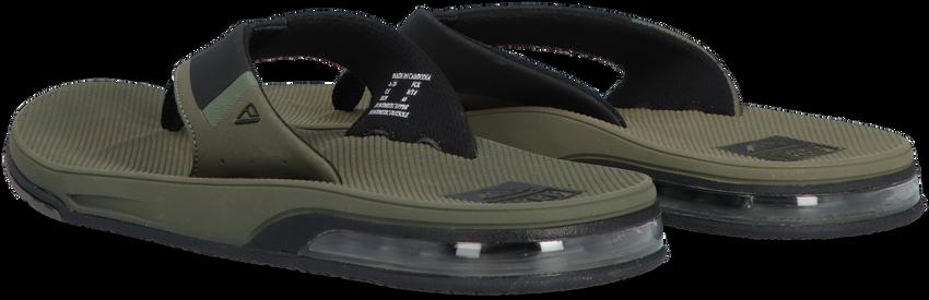 Groene REEF Slippers FANNING  - larger