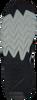 FLORIS VAN BOMMEL Baskets basses 16093 en noir  - small