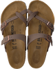 BIRKENSTOCK PAPILLIO Tongs MAYARI en marron - small
