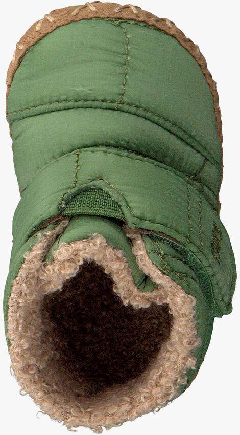 TOMS Chaussures bébé CUNA en vert - larger