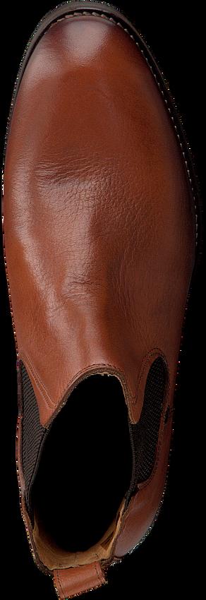 Cognac OMODA Chelsea Boots MINFUSA610.01OMO - larger