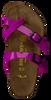 pink BIRKENSTOCK PAPILLIO shoe MAYARI KIDS  - small