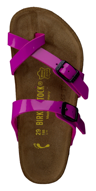 pink BIRKENSTOCK PAPILLIO shoe MAYARI KIDS  - large