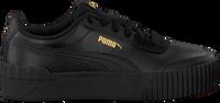 Zwarte PUMA Lage sneakers CARINA LIFT  - medium