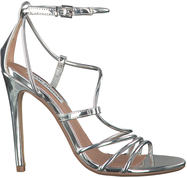 STEVE MADDEN Sandales SMITH en argent - large