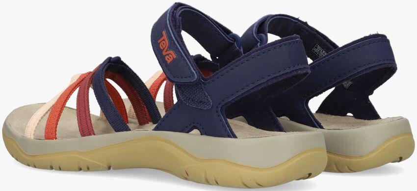 TEVA Sandales W ELZADA SANDAL en bleu  - larger