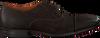 VAN LIER Richelieus 96052 en marron - small