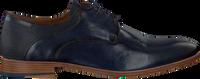MAZZELTOV Richelieus 5053 en bleu  - medium