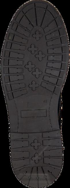 GAASTRA Bottines à lacets TRAVIS HIGH en noir  - large