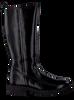 Zwarte KOEL4KIDS Lange laarzen SAAR  - small