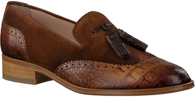 Cognac PERTINI Loafers 11975  - large