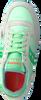 SAUCONY Baskets basses JAZZ ORIGINAL en vert  - small