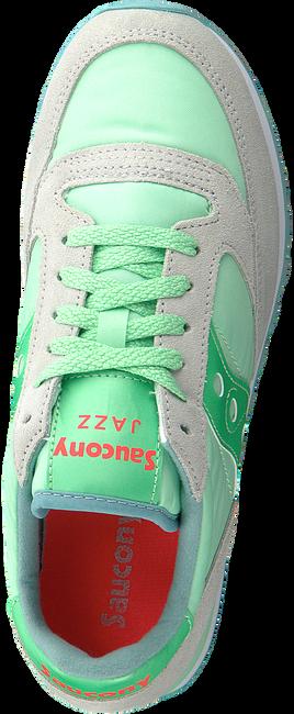 SAUCONY Baskets basses JAZZ ORIGINAL en vert  - large