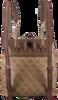 Bruine GUESS Rugtas CATHLEEN BACKPACK  - small