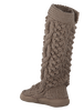 taupe RUBY BROWN Pantoffels 8824  - small
