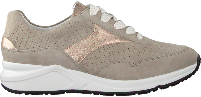 Beige HASSIA Lage sneakers VALENCIA  - large