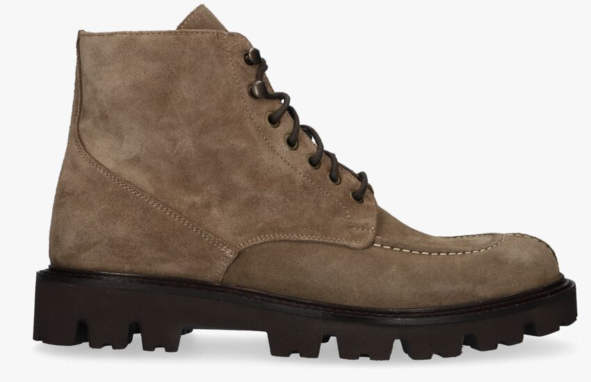 Taupe MAZZELTOV Veterboots 4364  - larger