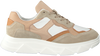 Beige OMODA Lage sneakers KADY FAT - small