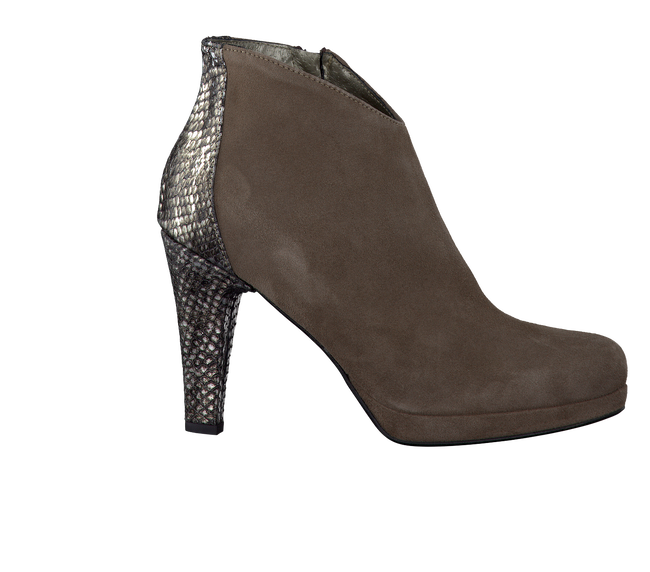 ROBERTO D'ANGELO Bottines RM003005 en taupe - large