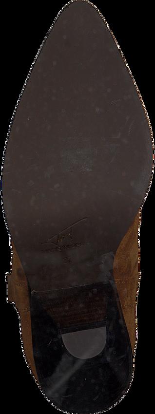 TORAL Bottines 12031 en cognac  - larger