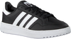 ADIDAS Baskets basses TEAM COURT J en noir  - small