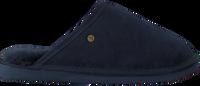 WARMBAT Chaussons CLASSIC UNISEX SUEDE en bleu - medium