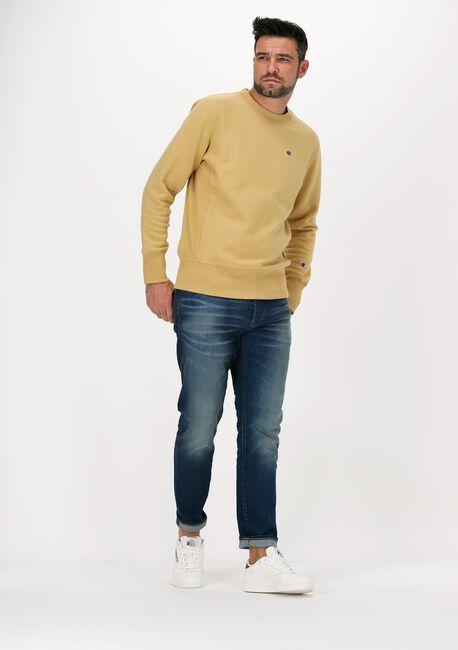 Beige CHAMPION Sweater REVERSE WEAVE SWEATSHIRT - large