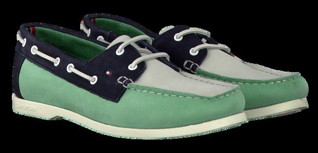 TOMMY HILFIGER Chaussures à lacets SAIL 3C en bleu - large