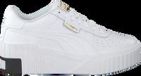 Witte PUMA Lage sneakers CALI WEDGE WN'S  - medium