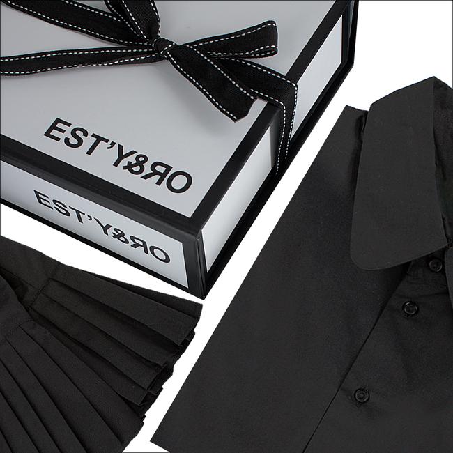 EST'Y&RO Col EST'50 en noir - large