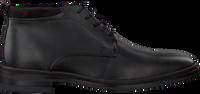 MAZZELTOV Bottines à lacets MBURGO600.08OMO01 en noir  - medium