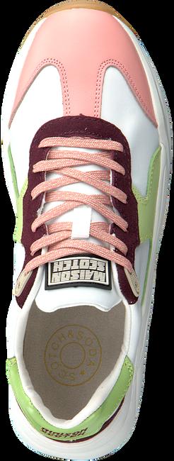 SCOTCH & SODA Baskets basses CELEST en blanc  - large