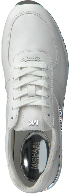 Witte MICHAEL KORS Sneakers ALLIE TRAINER  - large