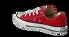 CONVERSE Baskets OX CORE K en rouge - small