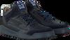 Blauwe RED-RAG Sneakers 15493  - small