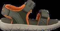 Groene TIMBERLAND Sandalen NUBBLE L/F 2 STRAP  - medium