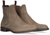 Taupe MAZZELTOV Chelsea boots 4203  - medium