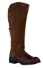 DUBARRY Bottes hautes CLARE en marron - small