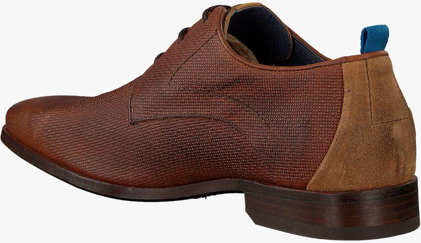 Cognac REHAB Nette schoenen GREG WALL 02  - larger